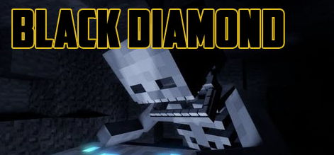 Мод для minecraft 1.6.2 — Black Diamond Tools Mod