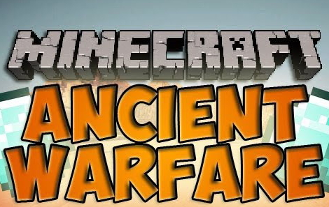 Ancient Warfare мод для Minecraft 1.6.4