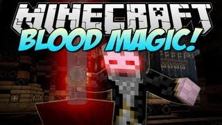 Blood Magic Mod для 1.7.10 / 1.7.2 / 1.6.4 / 1.6.2